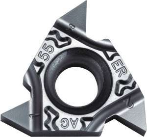 Kyocera 16 ERG55TF PR1115 Grade PVD Carbide, Indexable Threading Insert