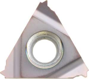 Kyocera 16 ER150ISO GW15 Grade Uncoated Carbide, Indexable Threading Insert