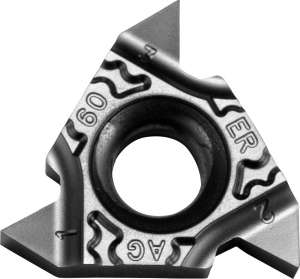 Kyocera 16 ERG60TF PR1115 Grade PVD Carbide, Indexable Threading Insert