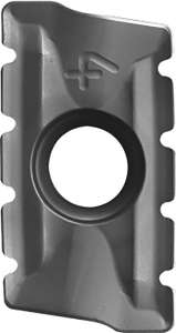 Kyocera BDMT 170408ERN4 PR830 Grade PVD Carbide, Parallelogram, Positive Rake Angle, Right-Hand Milling Insert for Medium-Roughing in Steel and Stainless Steel