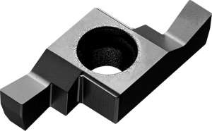 Kyocera GE R300020E GW15 Grade Uncoated Carbide, Indexable Grooving Insert