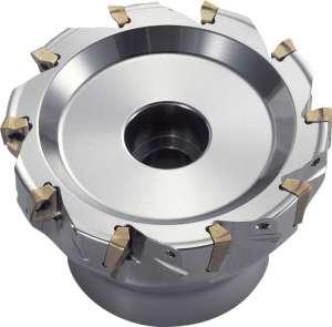 Kyocera MEC 040R174TM, MEC 40.00mm Cutting Diameter Face Mill (8820917)