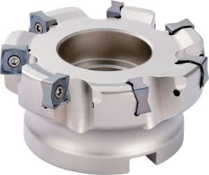 Kyocera MFSN 88080R9TG, MFSN88 80.00mm Cutting Diameter Face Mill (8858740)