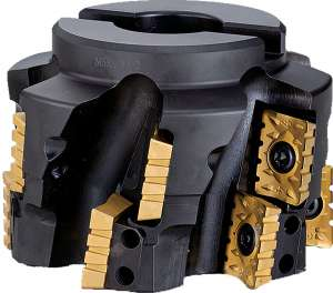 Kyocera MSR 200R2M, MSR 200.00mm Cutting Diameter Face Mill (8820959)