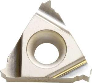 Kyocera TNN 32ER150M TC60 Grade Uncoated Cermet, Indexable Threading Insert