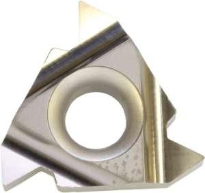 Kyocera TNN 43IR08UN TC60 Grade Uncoated Cermet, Indexable Threading Insert