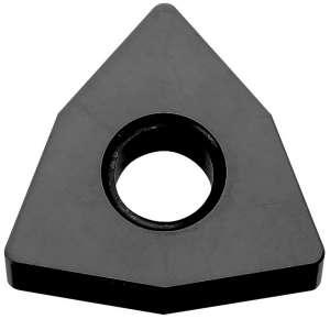 Kyocera WNGA 434T00825 A65 Grade Uncoated Ceramic, Indexable Turning Insert