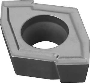 Kyocera ZCMT 12T306 PR905 Grade PVD Carbide, Right-Hand Drilling Insert for Cast Iron (DRZ Magic Drill Series)