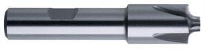 "Brubaker HSS 816, 1/2"" Shank, 3/8 Radius Single End Corner Rounding"