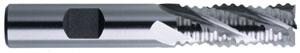 """Brubaker Cobalt 934, 3/8"""" Shank, 3/8"""" Cut SE Multi-Flute Coarse Pitch Rougher NCC"""