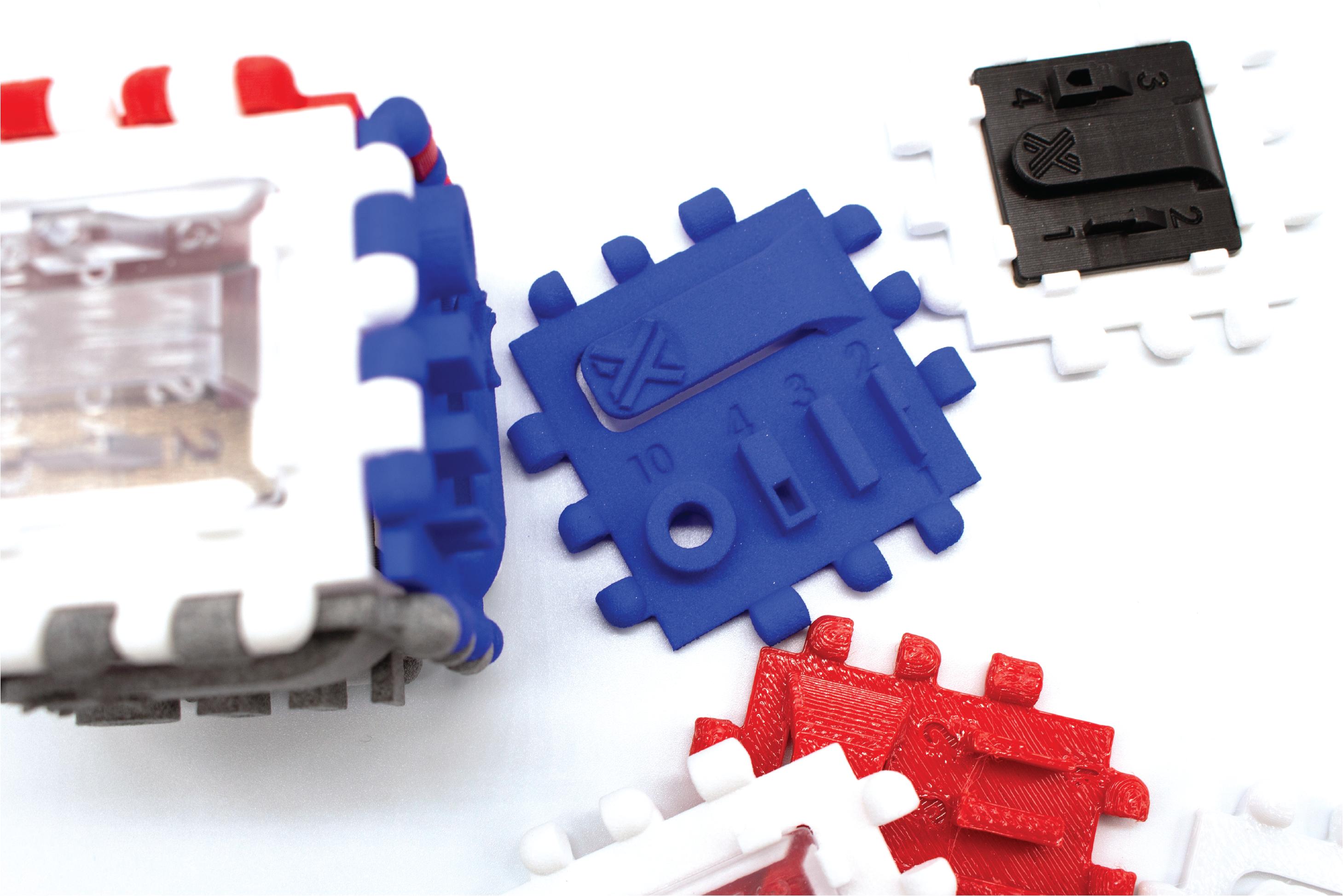 3D Printing Sample Cube