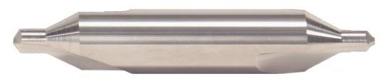 HTC Solid Carbide 585, Center Drill - 60o, Dia, #5, 1 Pack