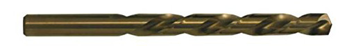 Viking Super Premium Left-Hand Spiral , Jobbers Length 135o Split Point, Dia, 1/4, 6 Pack