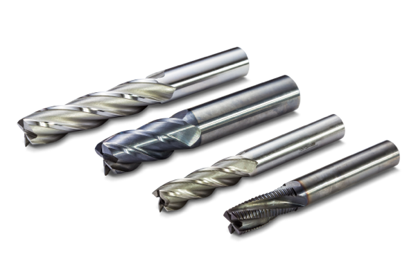 7mm 4 Flute Single Ball End TiALN Coated Carbide End Mill,16mm Length of Cut,USA
